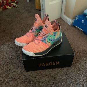 Harden youth sneakers